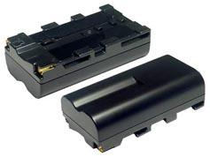 SONY NP-F330, NP-F530, NP-F550 battery