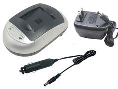 Digital Camera Battery Charger for Canon NB-4L